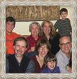 Rodina Hnatovcov, fotografia je z roku 2005