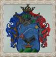 A Dedinszky család címere (Árvai Galéria, Dolný Kubín – Alsókubin)
