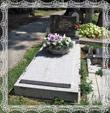 Starý cintorín, Pezinok, hrob Ing. Jozefa Trstenského, zom.8.12.2009, fotografia 2010, autor Denis Pongrácz
