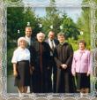 Súrodenci a synovia v tom čase už nebohého Viktora Trstenského (nar. 25.3. 1934)