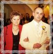 Ženích s mamou, fotografia máj 2009