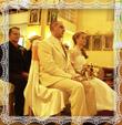 Mladomanželia a ich svedkovia, fotografia máj 2009