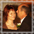 Rodičia nevesty manželia Dzurekovci