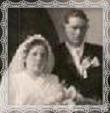 Svadba Štefana Trstenského s Annou rod. Dudovou, Čimhová 27.4.1947