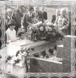 Pohreb Štefana Trstenského, fotografia 1987