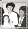 Svadba Pavla Trstenského a Márie Trstenskej rod. Strapcovej, Chlebnice 21.10.1979