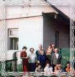 Rodný dom rodiny Trstenských v roku 1969