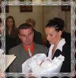 Krst Michala Erdeliyho nar. 28.8.2006