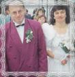 Svadba Anny Kanasovej rod. Trstenskej a Ľudovíta Kanasa, 2.9.1993