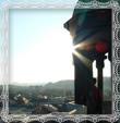 Pohľad z veže na námestie v Trstenej