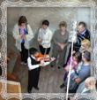 Vystúpenie skupiny Arva z Jablonky