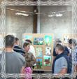 Vernisáž výstavy výtvarných diel