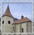 Kostol v Liptovských Kvačanoch, fotografia rok 2006