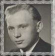 Vladimír Trstenský absolvent strednej obchodnej školy v L. Mikuláši v r.1946