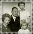 Rodina Vladimíra Trstenského v roku 1967