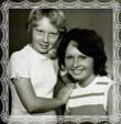 Dcéry Vladimíra Trstenského v roku 1973 Viera a Dašena