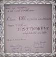 Podpisy v Pamätnej knihe 29.3.2008
