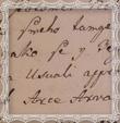 Odpis overenia zmluvy medzi rodom Boczko a Trstenský