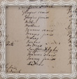 Súpis šľachty Oravskej stolice, 1757