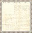 Odpis armálnej listiny z roku cca 1750, 1.strana