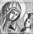 Zázračný obraz Panny Márie Vilenskej z roku 1690
