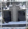 Hrob Štefana a Anny rod. Jablonskej V poli Trstená