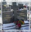 Hrob Štefana Anny Dudovej Vrchpole Trstená