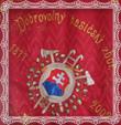 Zástava hasičov v Trstenej