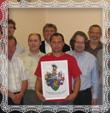 Spoločná fotografia prípravného výboru 4.júla 2008