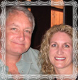 Joseph Tresten s manželkou Leigh Anne, fotografia 2007