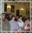 Pohľad na účastníkov kajúcnej pobožnosti, fotografia dňa 26.9.2008