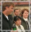 Spoločná modlitba za Msgr. Viktora Trstenského, fotografia dňa 26.9.2008