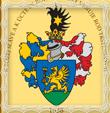 Rodová zástava rodu Trstenský - predná strana