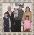 Rodina Karola Trstenského, január 2005