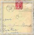 Obálka listu Ignáca Trstenského z roku 1933