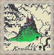 Mapa Oravy 1786